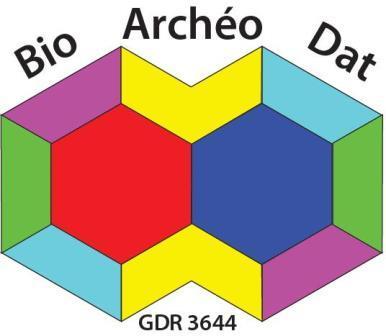 GDR 3644 BioarchéoDat